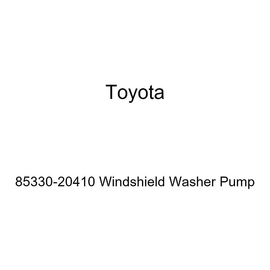 Toyota 85330-20410 Windshield Washer Pump