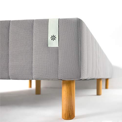 ZINUS GOOD DESIGN Award Winner Justina Metal Mattress Foundation / 16 Inch Platform Bed / No Box Spring Needed, Queen