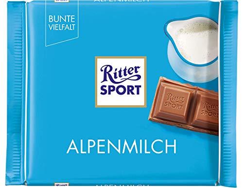 Ritter Sport Alpen-Milch, 250 g