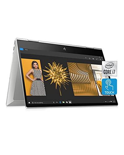 """Laptop HP ENVY x360 15"""" Touchscreen Core i7-10510U"""