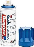 edding 5200 - Spray permanent - Gentiane mat - 200 ml - peinture à pulvériser acrylique pour peindre et décorer sur presque toutes les surfaces