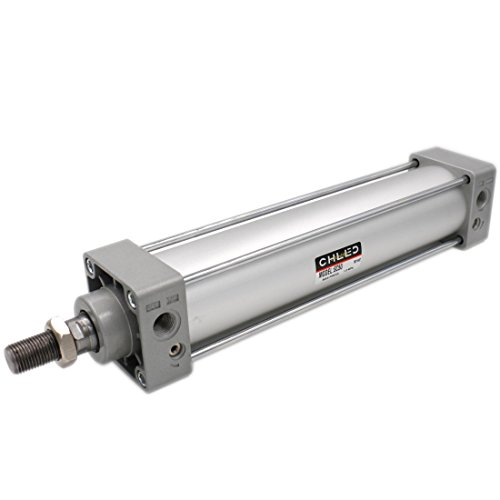 Heschen Cilindro neumático estándar SC 50-250 PT1/4 puerto 50 mm diámetro 250 mm carrera doble acción