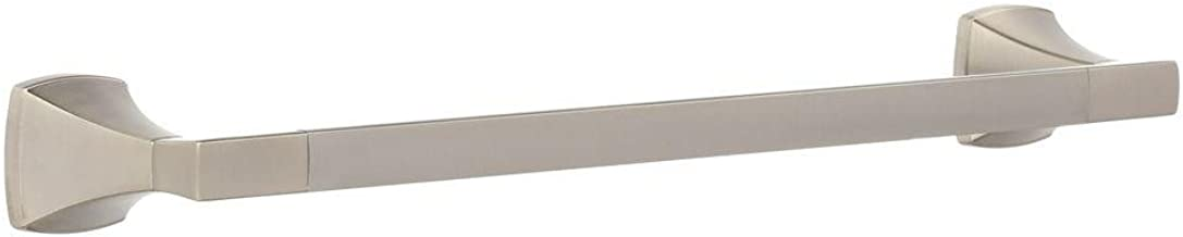 Pfister Venturi 18 in. Towel Bar in Spot Defense Brushed Nickel