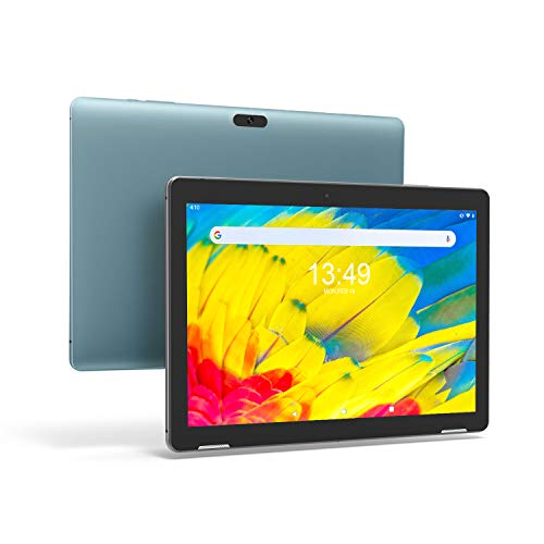 dragon touch x10 tablet Winnovo T10 Android Tablet 10 Pollici WiFi - Android 9.0 Tablet PC 3GB RAM 32GB eMMC MTK8163 IPS Display Accelerometro Giroscopio Bluetooth 4.0 GPS HDMI 6000mAh (Blu)