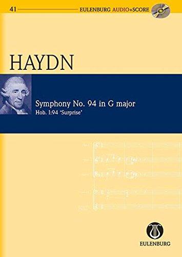 Symphonie 094 G Poche: Hob. 1:94 'surprise': Eulenburg Study Score (Eulenburg Audio+score Series)
