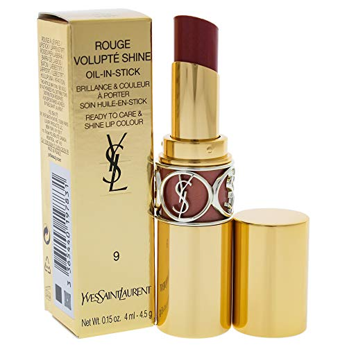 YSL ROUGE VOLUPTE Glanz #09-nude in private 4 gr