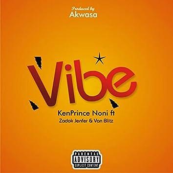Vibe (feat. Van Blitz & Zadok Jenfer)