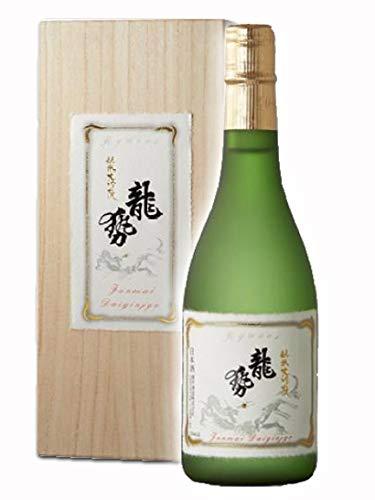 藤井酒造『龍勢 別格品 純米大吟醸』