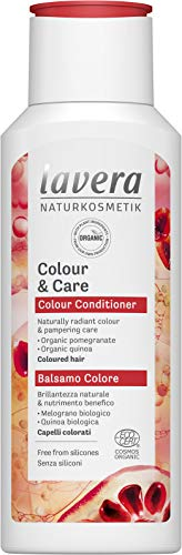 Lavera Conditioner Colour and Care, Radiant Colour Conditioner, Hair Care, Natural Cosmetics, vegan, certified, 200ml