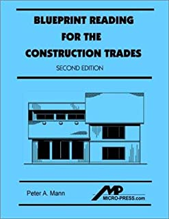 Blueprint Reading for the Construction Trades, 2nd Edition