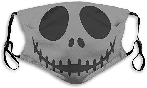 Bandanas Jopath Nightmare Before Christmas - Funda sanitaria para protección contra el polvo y el polen