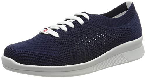 Berkemann Damen Eila Sneaker, Blau (Navy 334), 40 EU
