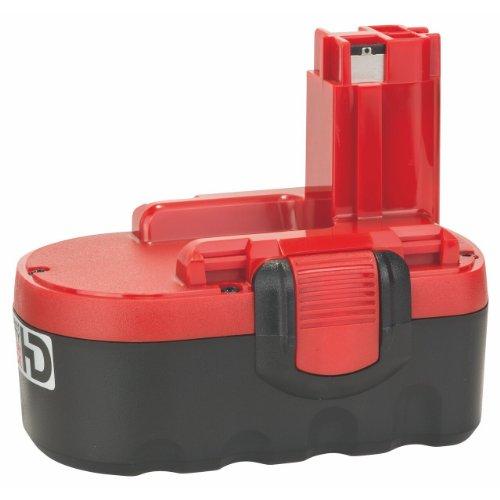 Bosch 2607335688 18 V Battery Pack HD, 2.6 Ah, NiMH