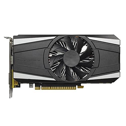 RTYU Fit for ZOTAC GTX 1050 2GD5 Tarjeta de Video GPU 128Bit GP107 GTX1050 2GB GDDR5 Tarjetas gráficas para NVIDIA Map Geforce GTX 1050 PCI-E