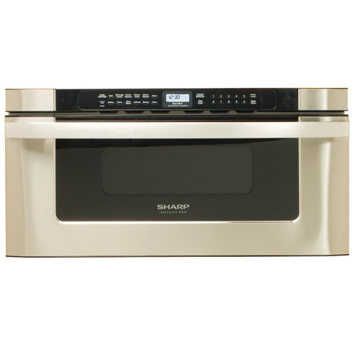 Big Sale Best Cheap Deals Sharp KB-6525PS 30-Inch Microwave Drawer Oven, Stainless
