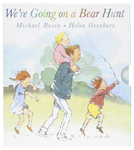 going on a bear hunt board book - 3