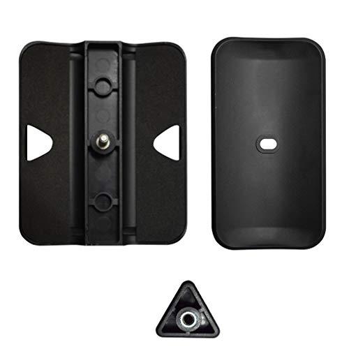 Rbiouseix Multi-screen Ondersteuning Laptop Side Mount Tablet Bracket Dual Triple Monitor Display Clip Verstelbare Telefoon Stand Houder