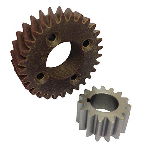 Hobart Ersatz Planetary Commercial Teig Mixer Faser Gear 55614–1und Schaft Gear Deca 124748Pflanztopf
