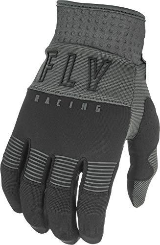 FLY Racing Guantes juveniles F-16 de neopreno, protección para motocicleta, palma acolchada, pulgar reforzado, agarre de silicona