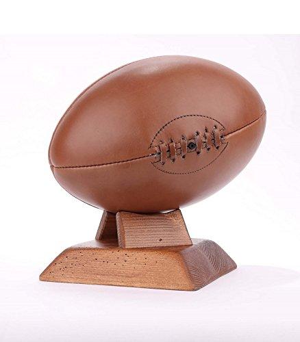ALL SPORT VINTAGE De balón de Rugby - marrón, zócalo Cuadrado ...