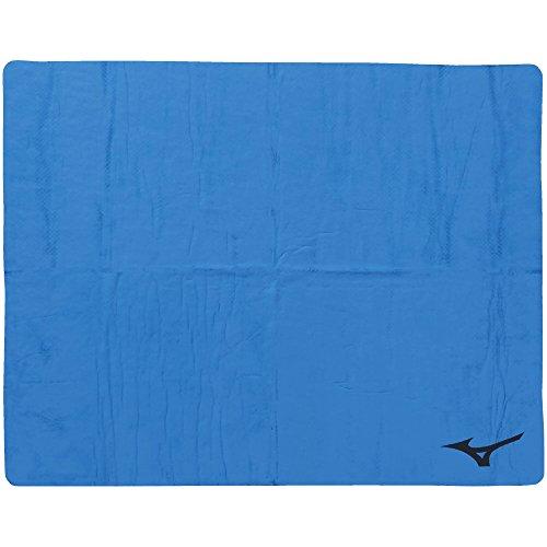 MIZUNO(ミズノ) スイムタオル 高吸水 水泳 プール N2JY801127 ブルー 小(34×44cm)