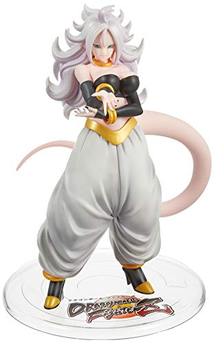 Megahouse Dragon Ball Gals Dragon Ball Super Fighterz PVC 210mm Figure Android 21 Transformed Version