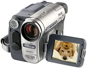 Sony DCR-TRV260 20x Optical Zoom 990x Digital Zoom Digital8 Camcorder (Discontinued by Manufacturer)