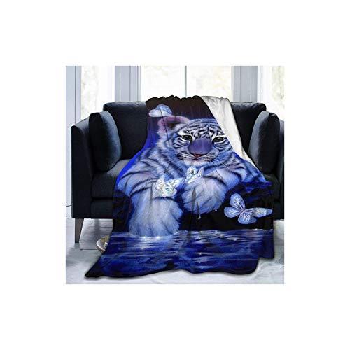 zhengshi berwurfdecke Cool Scheune Owl Ultraweiche Micro-Fleecedecke 152,4 x 127,7 cm warme Decke fzhengshi r Damen Bett Couch Decke leichte Decke
