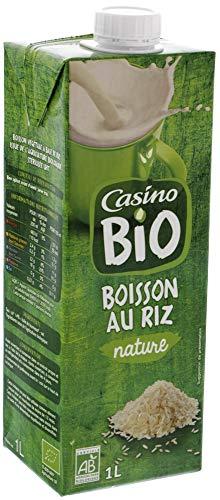BIO Boisson au Riz Nature Biologique