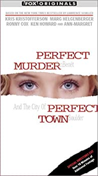 Perfect Murder Perfect Town [VHS]