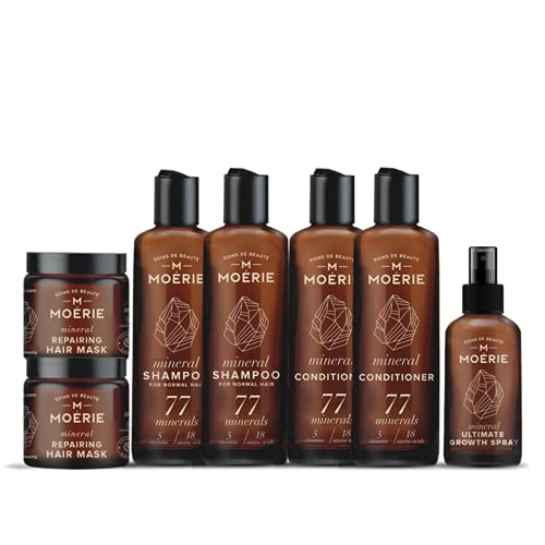 Moerie Mineral Shampoo and Condi...