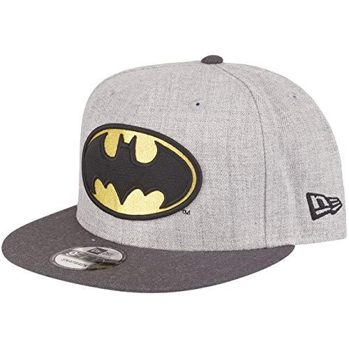 New Era - DC Comics Batman 9Fifty Snapback Cap - Grau Größe One Size, Farbe Grau