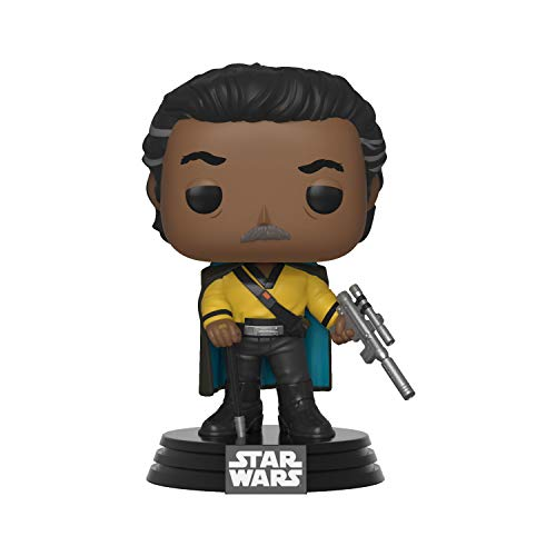 Funko 39892 POP Star Wars The Rise of Skywalker-Lando Calrissian Disney verzamelbaar speelgoed, meerdere kleuren