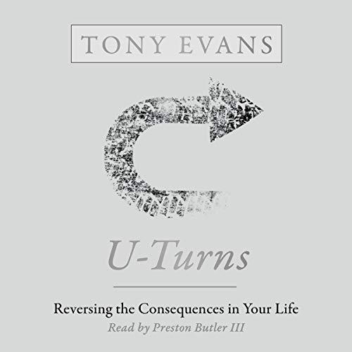 U-Turns Audiobook By Tony Evans cover art