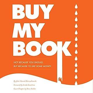 Buy My Book audiobook cover art
