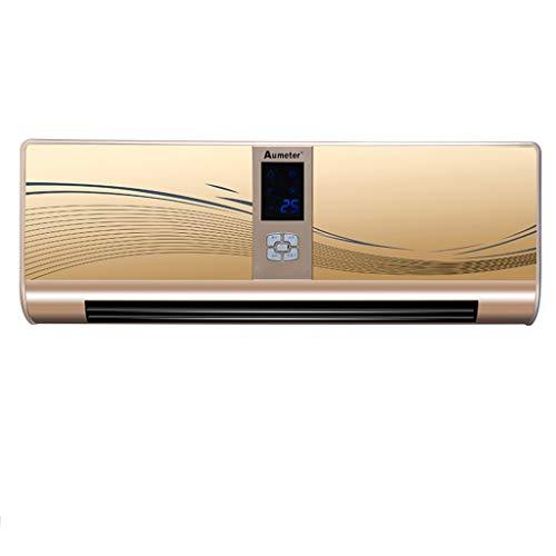 Heizgeräte Portable Mobile Wand-Heizung 2500W intelligente Fernbedienung digital LCD Keramik-Heizung mit Thermostat-Timer, Überhitzungsschutz 220V