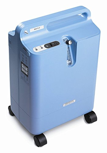 EverFlo - Respironics Sauerstoff Konzentrator PHILIPS 5L/min - Sauerstoff-Generator für respiratorische Unterstützung zu Haus