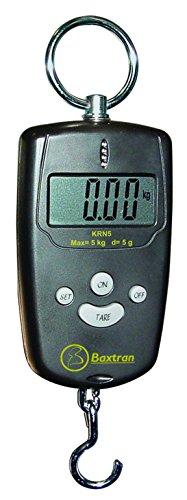Dinamómetro digital Baxtran Krn (5kgx5g.)