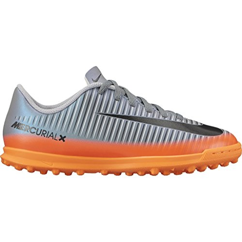 NIKE Mercurial X Vortex III Cr7 TF Jr 852497, Zapatillas Unisex Adulto