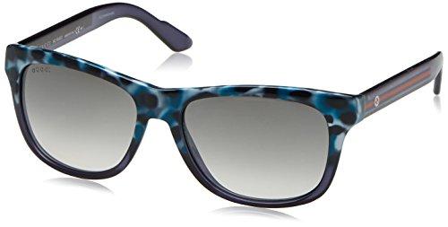 Gucci Occhiali da sole 3709/S IC_H7O (57 mm) Blu