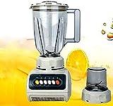 IW.HLMF Mezclador de Alimentos Multifuncional Extractor de Jugo de Frutas y Verduras para el Cuidado de la Salud Máquina de...