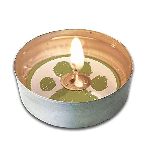 12er Pack Teelichter Hund/Katze für TROSTLICHT | Gedenkkerzen mit liebevollem Effekt | Trauerlicht | Trauerkerze