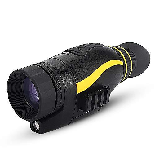 Festnight 4X35 Digitale nachtzicht-monokular-videocamera telescoop voor kamperen in de open lucht wandelen jacht