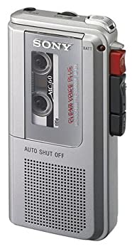 Sony M-475 Microcassette Voice Recorder