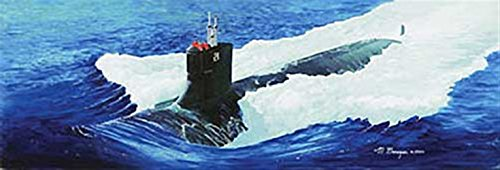 1/144 YSS SSN-21 Sea Wolf Sub