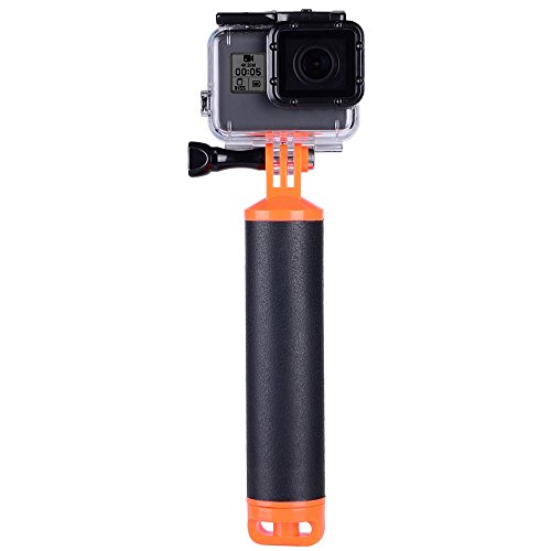Suptig Floating Hand Grip Schwimmender Handgriff Kompatibel for Gopro Hero 7 Hero 6 Hero 5 Hero 4 Hero Session AKASO Campark APEMAM Action Camera