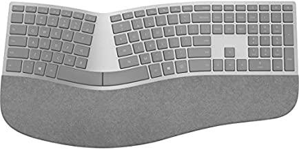 Microsoft Surface ERGNMC KYBRD.Grey Bluetooth English US HDWR 3SQ-00008