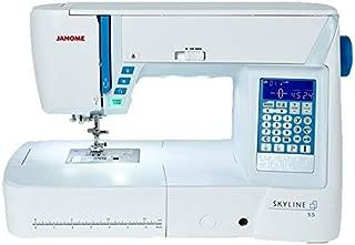 Janome S5 Computerized Sewing Machine