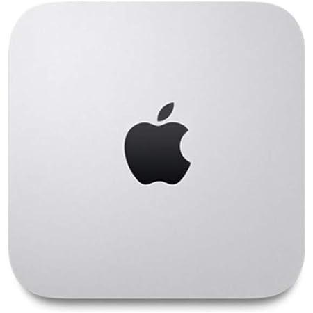 Apple Mac Mini MGEQ2LL/A - Intel Core i7 3.0GHz, 16GB RAM, 256GB SSD - Silver (Renewed)