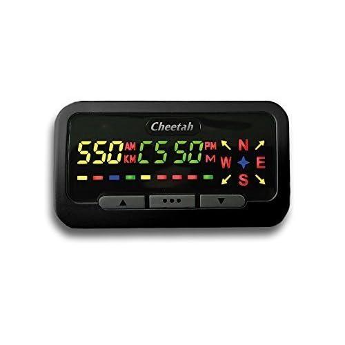 SPEED TRAP RED LIGHT CAMERA CHEETAH C550 GPS SPEED CAMERA DETECTOR